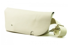 MESSENGER BAG (S)/WHITE
