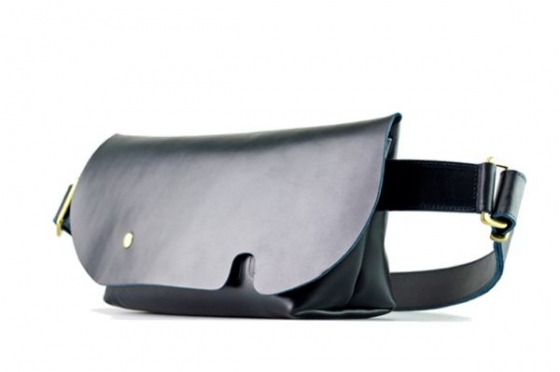 MESSENGER BAG (XS)/LS-DARK NAVY