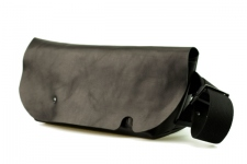MESSENGER BAG (S)/BLACK-FAS