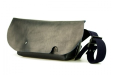 MESSENGER BAG (XS)/DARK NAVY-FAS