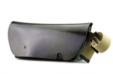 MESSENGER BAG (S)/DARK GREEN-FAS