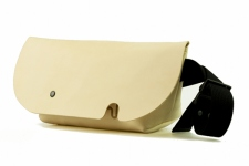 MESSENGER BAG (XS)/NATURAL-FAS