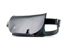 MESSENGER BAG (XS)/LS-DARK NAVY-FAS